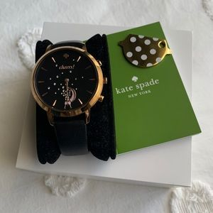 "Kate Spade New York ""Cheers"" Hybrid Smartwatch"